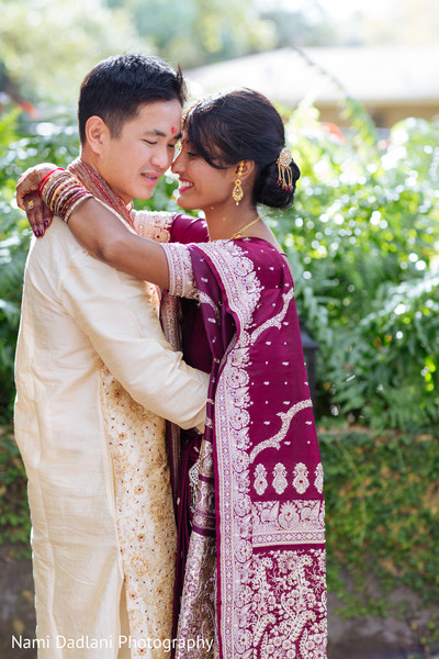 Portraits in Fort Lauderdale, FL Indian-Chinese Fusion Wedding by Nami Dadlani Photography