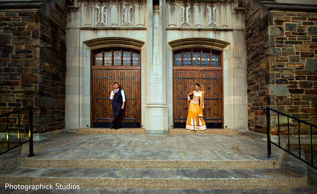 Portraits in Baltimore, MD Sikh Indian Wedding by Photographick Studios