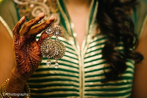 Getting Ready in Woodbury, NY Pakistani Wedding by SYPhotography