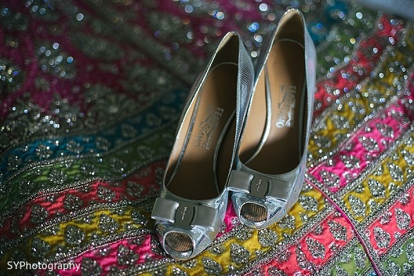 Reception Fashion in Woodbury, NY Pakistani Wedding by SYPhotography