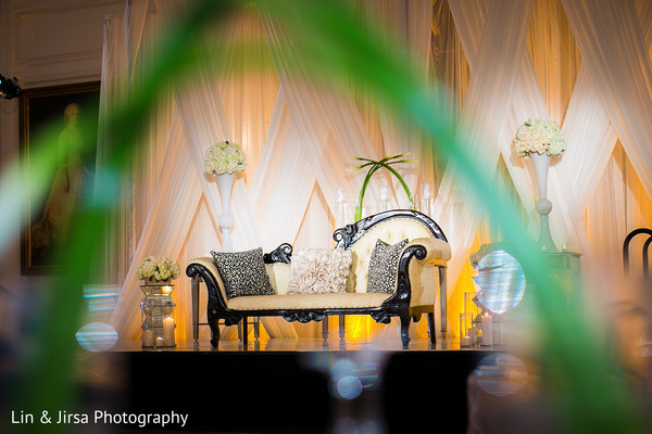 Floral & Decor in Yorba Linda, CA Pakistani Indian Fusion Wedding by Lin & Jirsa Photography