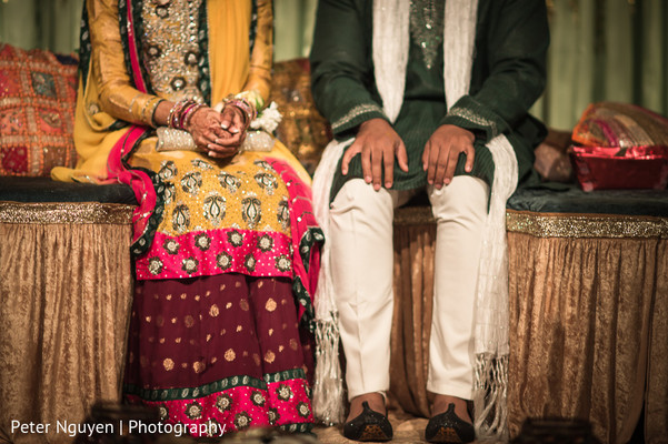 Pre- Wedding Celebration in Atlanta, GA Pakistani Indian Fusion Wedding by Peter Nguyen Photography