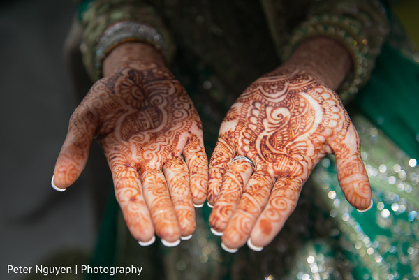Mehndi in Atlanta, GA Pakistani Indian Fusion Wedding by Peter Nguyen Photography