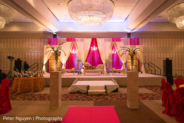 Floral & Decor in Atlanta, GA Pakistani Indian Fusion Wedding by Peter Nguyen Photography