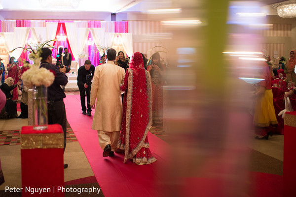 Valima in Atlanta, GA Pakistani Indian Fusion Wedding by Peter Nguyen Photography