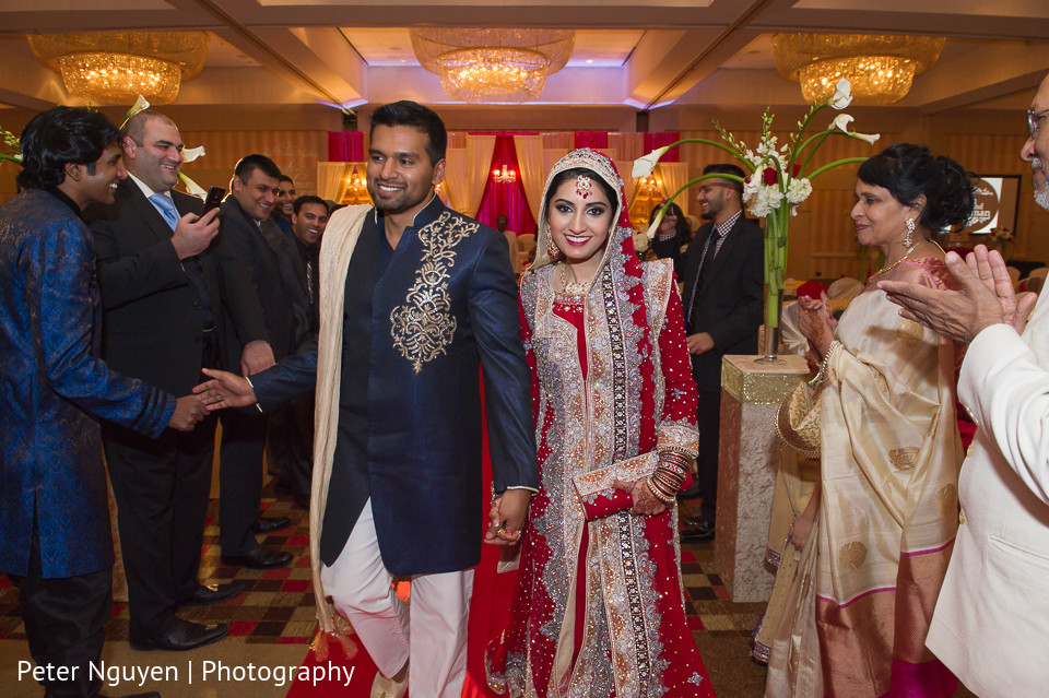 Valima in atlanta ga pakistani indian fusion wedding by for Indian jewelry in schaumburg il