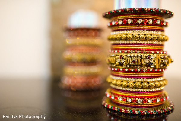 Getting Ready in Cedar Grove, New Jersey Indian Wedding by Pandya Photography