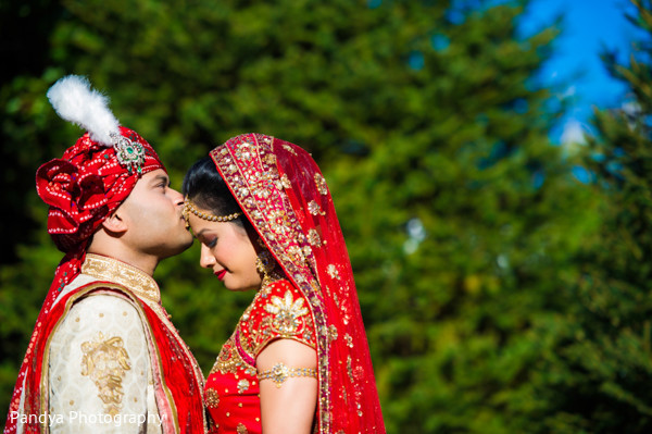 Portraits in Cedar Grove, New Jersey Indian Wedding by Pandya Photography