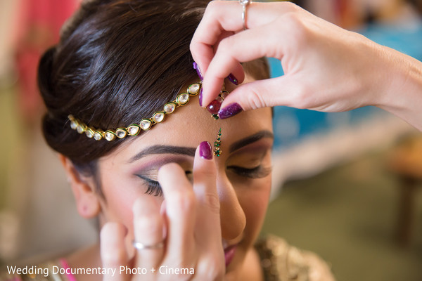 Getting Ready in Livermore, CA Hindu-Christian Fusion Wedding by Wedding Documentary Photo + Cinema