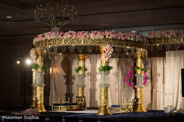 indian wedding floral and decor,outdoor indian wedding decor