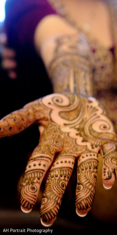 Mehndi in Forest Hill, NY Sikh Wedding by AH Photography