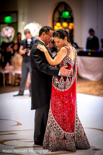 Reception in San Diego, CA  Sri Lankan - Tibetan Wedding by Matei Horvath Photography