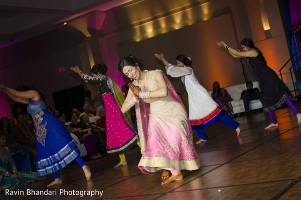 Sangeet in Dearborn, MI Indian Wedding by Ravin Bhandari Photography