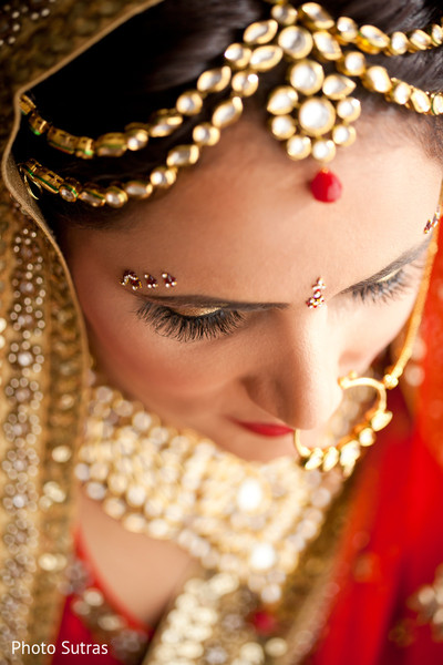 Getting Ready in San Jose, CA Indian Wedding by Photo Sutras