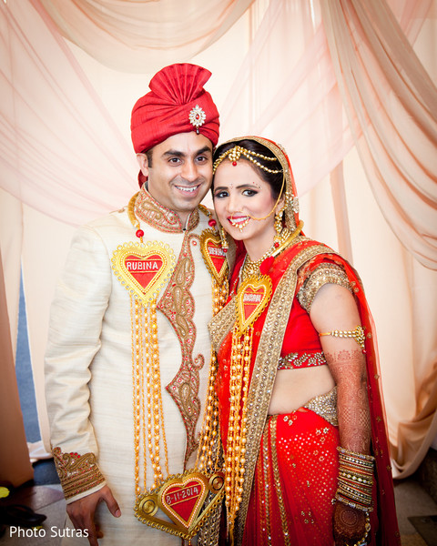 Ceremony in San Jose, CA Indian Wedding by Photo Sutras