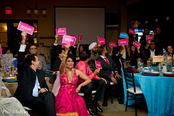 Reception in San Jose, CA Indian Wedding by Photo Sutras