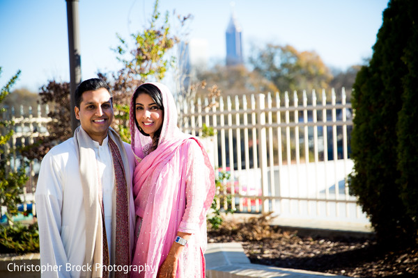 Photo in Atlanta, GA South Asian Wedding by Christopher Brock Photography