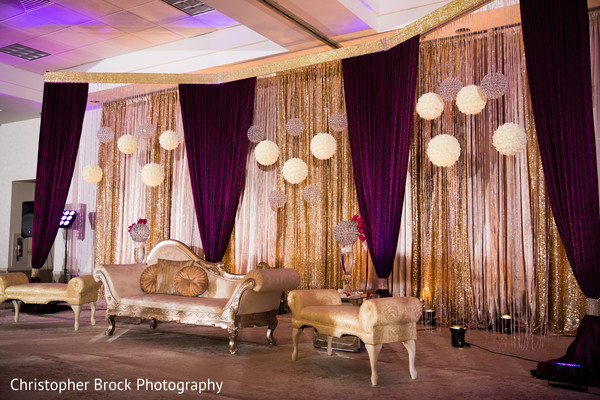 Floral decor in atlanta ga south asian wedding by for Asian wedding decoration