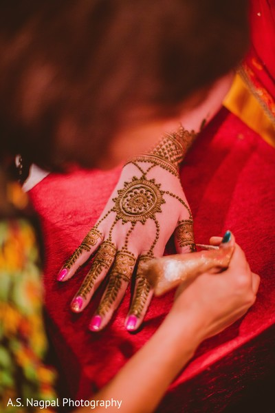 Mehndi Party in Easton, PA Indian Wedding by A.S. Nagpal Photography