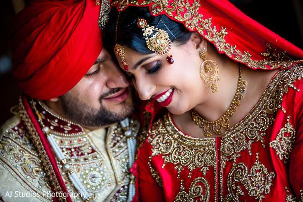 Indian Wedding Portraits Portrait Of