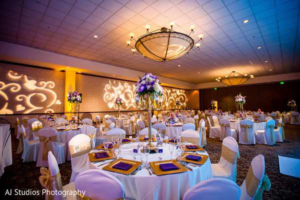 Floral & Decor in Buena Park, CA Sikh Wedding by AJ Studios Photography