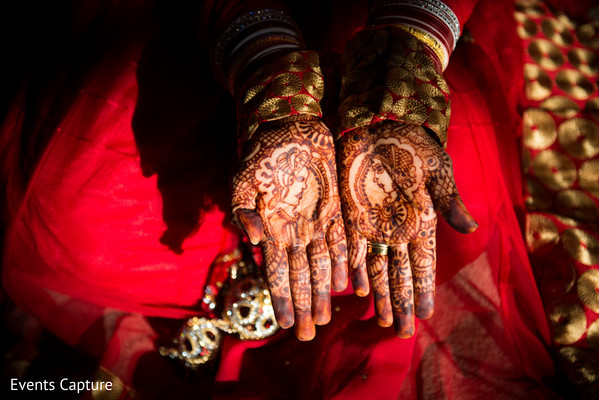 Mehndi in Bridgewater, NJ Indian Fusion Wedding by Events Capture