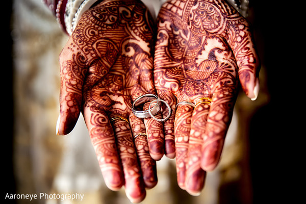 Mehndi in Anaheim, CA Indian Wedding by Aaroneye Photography