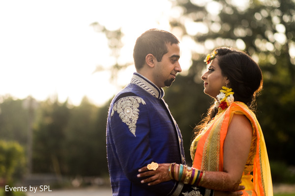Pre-Wedding Portrait in Atlanta, GA South Asian Wedding by Events by SPL