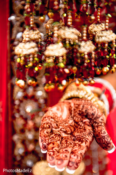 Mehndi in Jersey City, NJ Indian Wedding by PhotosMadeEz