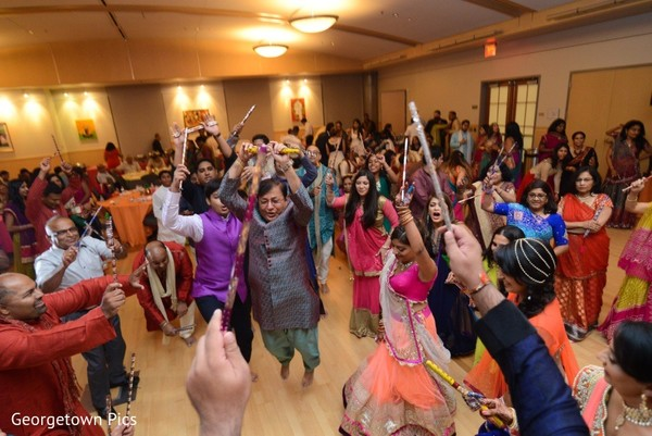 Garba in Alexandria, VA Indian Wedding by Georgetown Pics