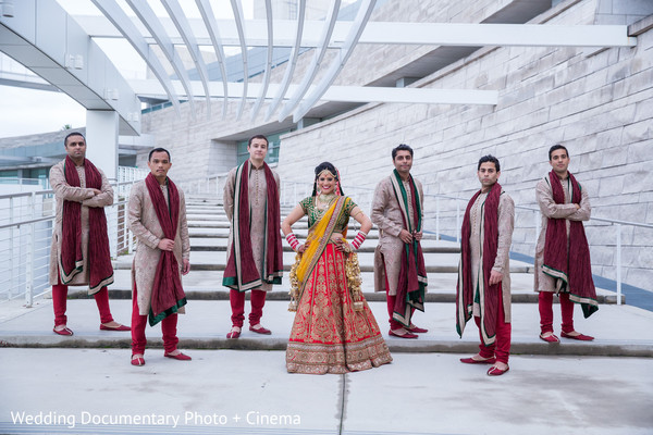 Portraits in San Jose, CA Indian Wedding by Wedding Documentary Photo + Cinema