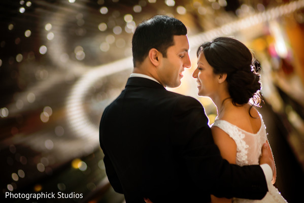 Portraits in Alexandria, VA Indian Fusion Wedding by Photographick Studios