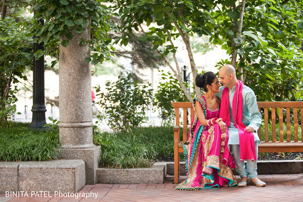Portraits in Boston, MA Jewish-Sikh Fusion Wedding by Binita Patel Photography