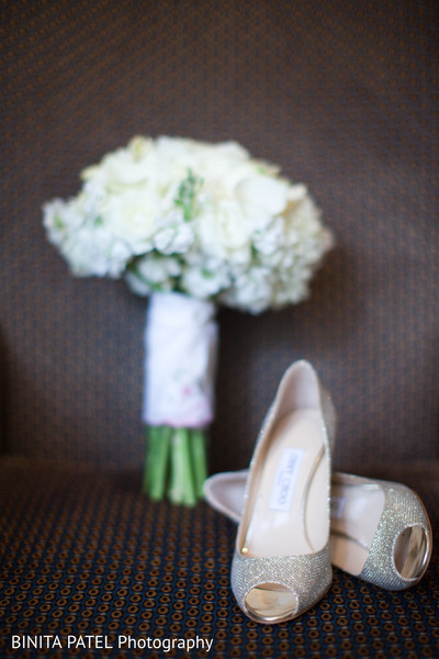 Shoes in Boston, MA Jewish-Sikh Fusion Wedding by Binita Patel Photography