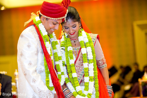 Ceremony in Long Beach, CA Indian Wedding by Braja Mandala Photography