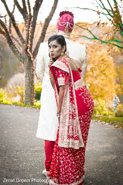 Portraits in Vienna, VA Sri Lankan Fusion Wedding by Zenat Drown Photography