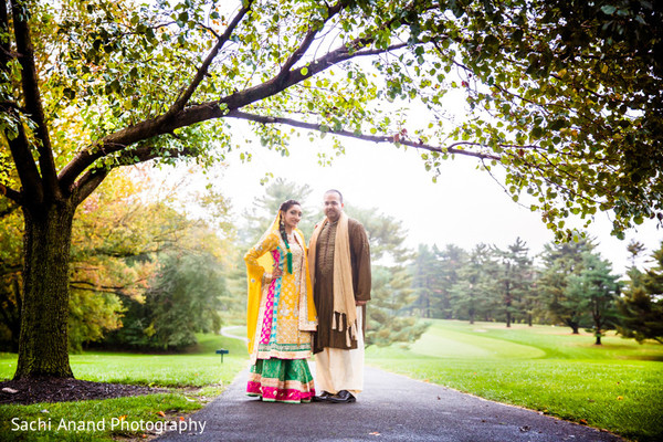 Pre-Wedding Portrait in Cherry Hill, NJ South Asian Wedding by Sachi Anand Photography