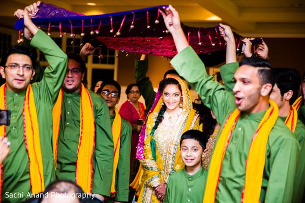 Mehndi Dupatta Decoration : Pre wedding mehndi in cherry hill nj south asian by sachi
