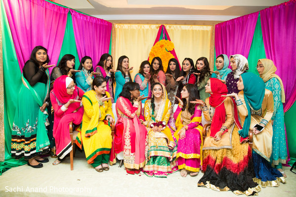 Pre-Wedding Mehndi in Cherry Hill, NJ South Asian Wedding by Sachi Anand Photography
