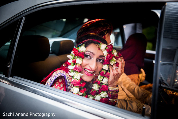 Reception in Cherry Hill, NJ South Asian Wedding by Sachi Anand Photography