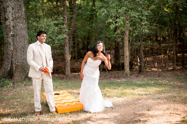 Pre-Wedding Portrait in Memphis, TN Indian Wedding by Amy Hutchinson Photography