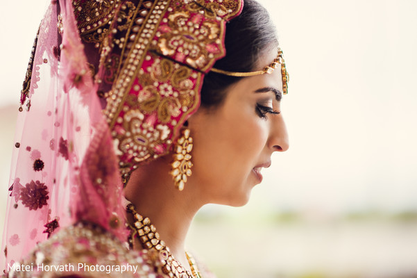 Getting Ready in Laguna Niguel, CA Sikh-Hindu Wedding by Matei Horvath Photography