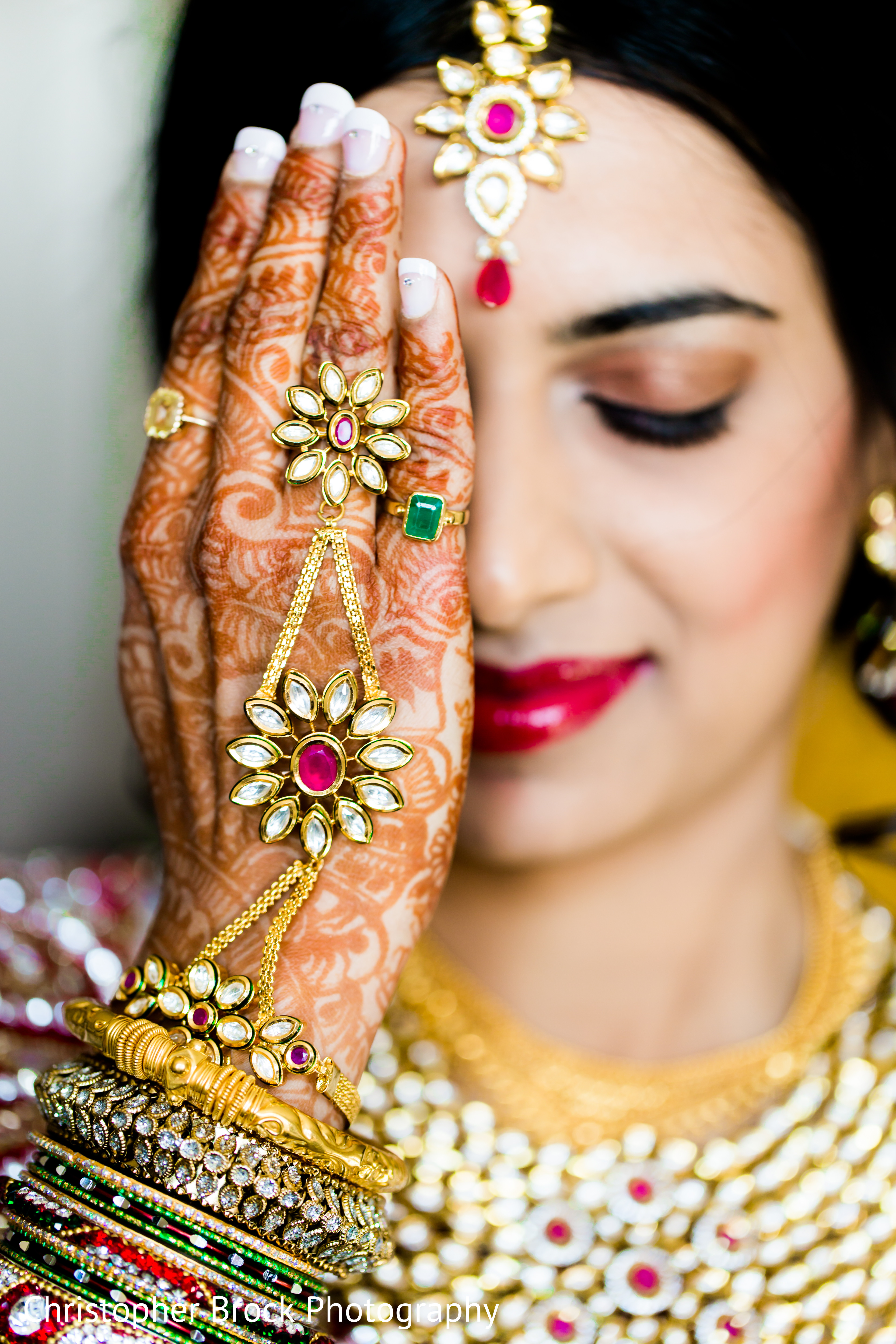Bridal portrait in spartanburg sc indian wedding by for Indian jewelry in schaumburg il