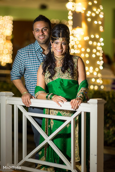 Pre-Wedding Portrait in Montego Bay, Jamaica South Asian Wedding by MnMfoto