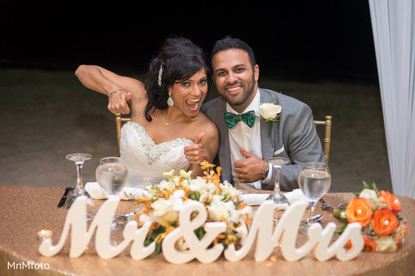 Montego Bay Jamaica South Asian Wedding By Mnmfoto Post 5457