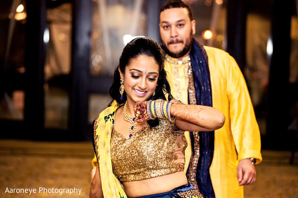 Sangeet in City of Industry, CA Indian Wedding by Aaroneye Photography