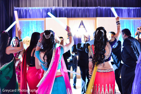 Reception in City of Industry, CA South Indian Wedding by Greycard Photography