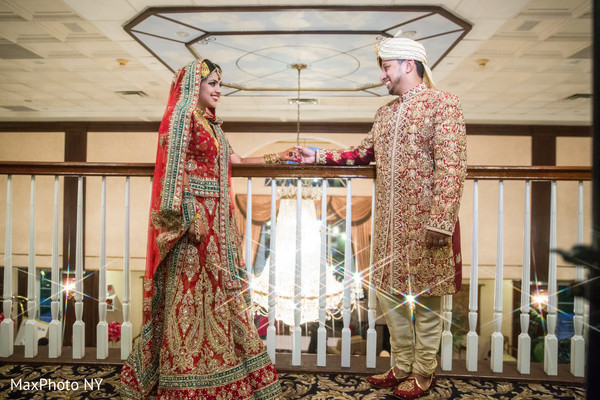 Portraits in Holbrook, NY Muslim Wedding by MaxPhoto NY