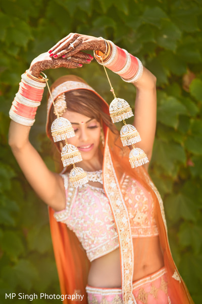 Portraits in Sonoma, CA Indian Wedding by MP Singh Photography