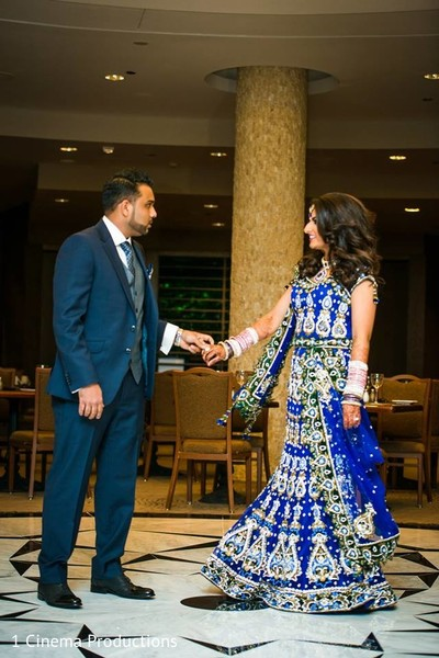 Portraits in Houston, TX Indian Wedding by 1 Cinema Productions